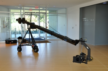 Jimmy Jib - crane